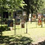 Cours et exposition de peinture Lucq de Béarn