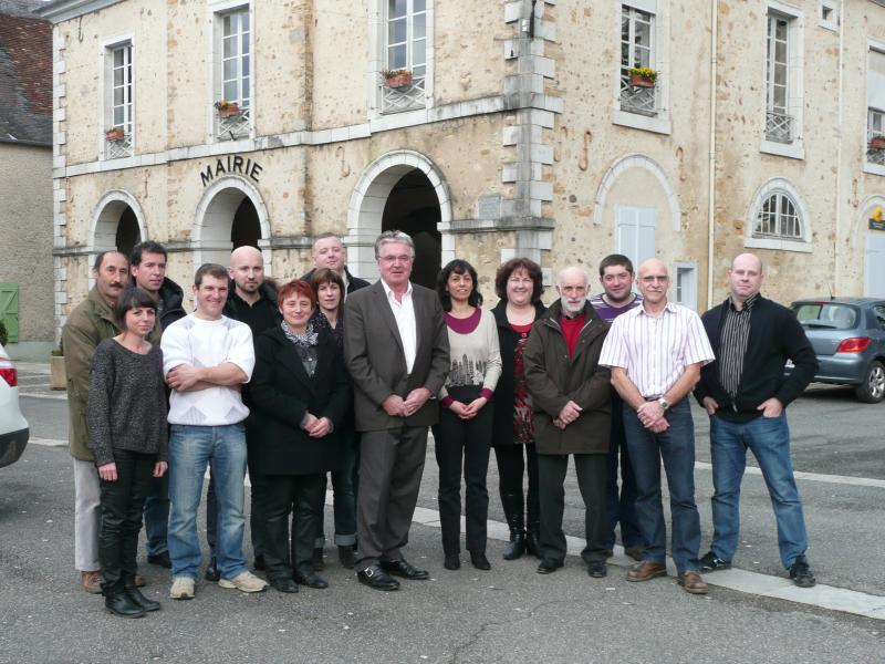 Conseil Municipal Lucq de Béarn