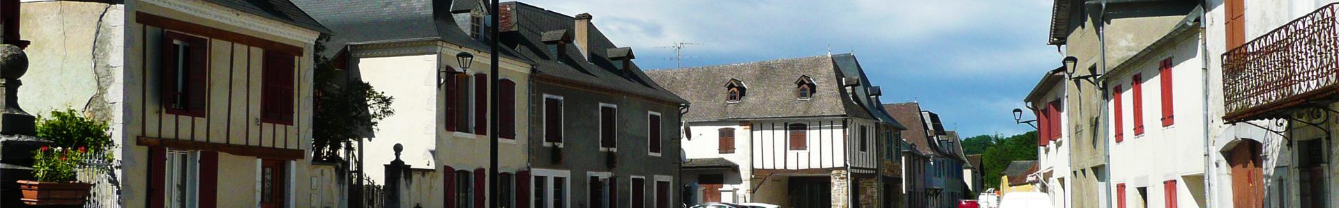 Lucq en Béarn